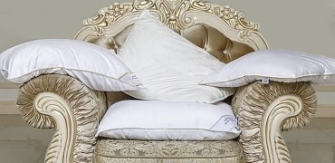 Скидка на подушки и одеяла Luxe Dream