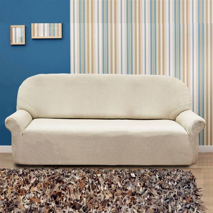 АЛЯСКА МАРФИЛ Чехол на 4-х местный диван от 230 до 270 см - фото 11767