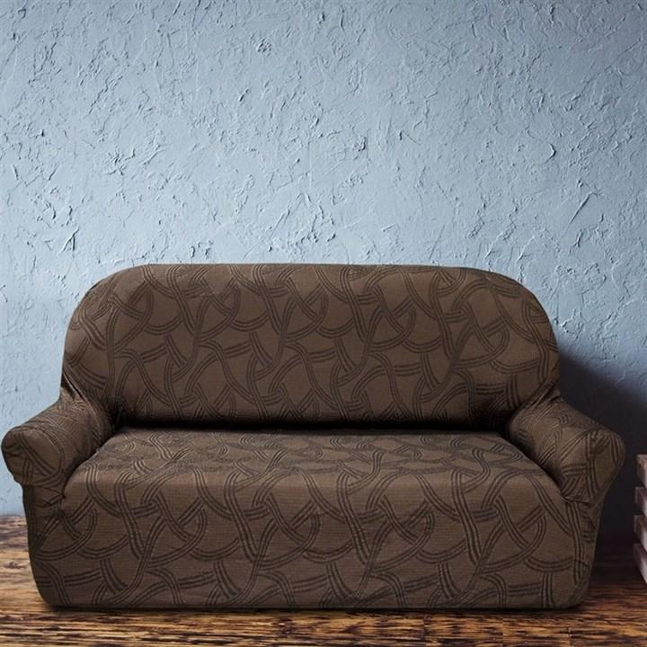 НАНТ МАРОН Чехол на 3-х местный диван от 170 до 230 см - фото 11791
