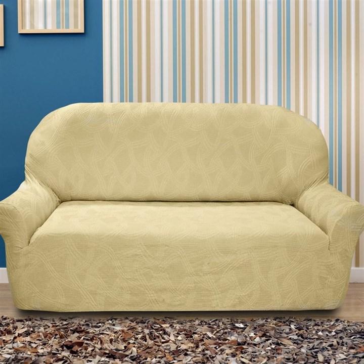 НАНТ МАРФИЛ Чехол на 3-х местный диван от 170 до 230 см - фото 11793