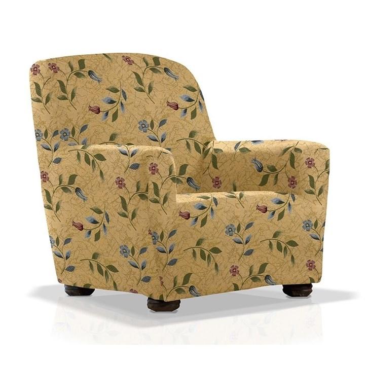 РОЯЛЬ Чехол на кресло от 70 до 110 см - фото 11808