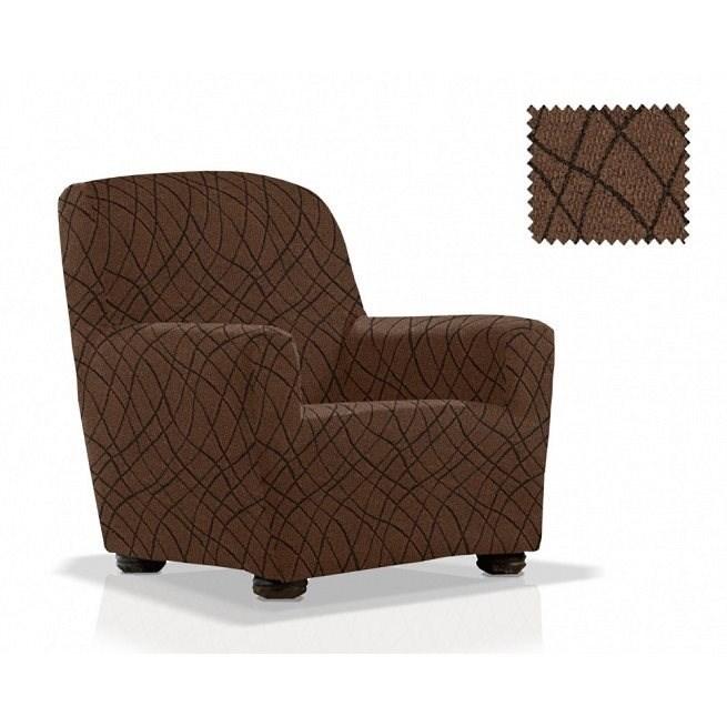 КАРЕН МАРОН Чехол на кресло от 70 до 110 см - фото 11827