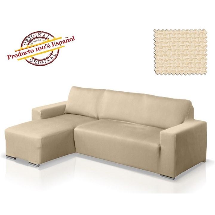 АЛЯСКА МАРФИЛ Чехол на угловой диван с выступом слева - фото 11854