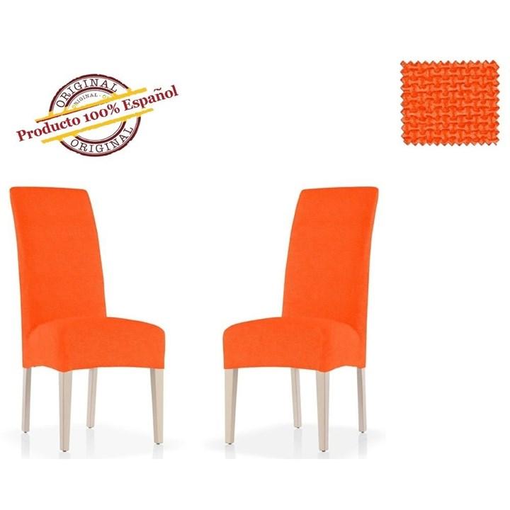 АЛЯСКА НАРАНИЯ Чехлы на стулья со спинкой (2 шт.) - фото 11894