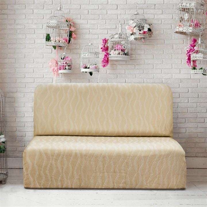 ТОСКАНА МАРФИЛ Чехол на диван без подлокотников от 160 до 210 см - фото 11901
