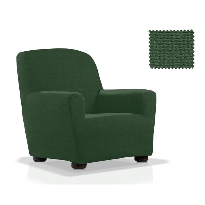 АЛЯСКА ВЕРДЕ Чехол на кресло от 70 до 110 см - фото 11907