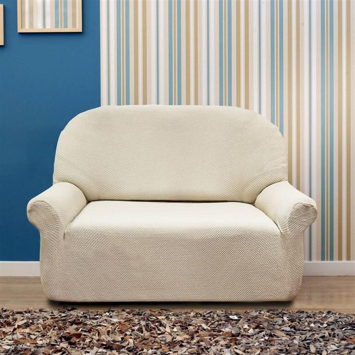 АЛЯСКА МАРФИЛ Чехол на 2-х местный диван от 120 до 170 см - фото 11917