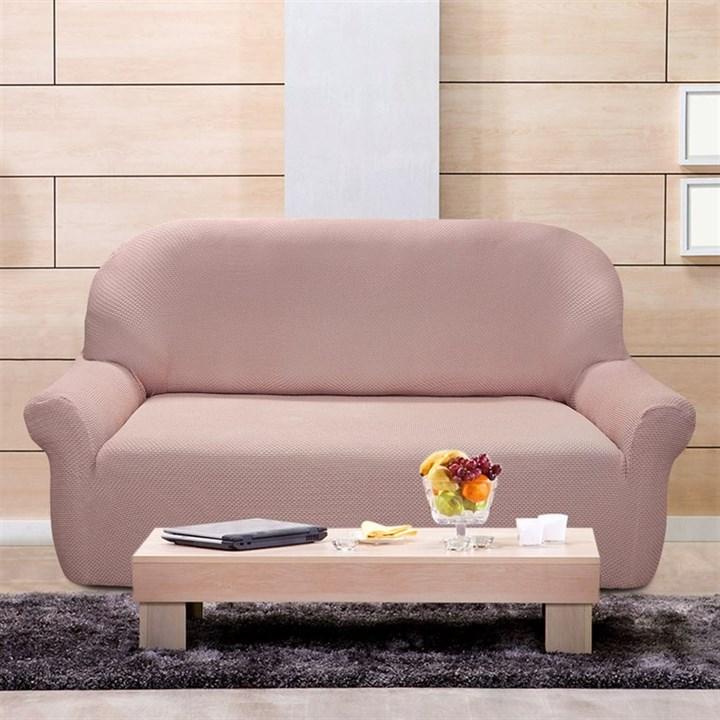 АЛЯСКА РОСА Чехол на 3-х местный диван от 170 до 230 см - фото 11945