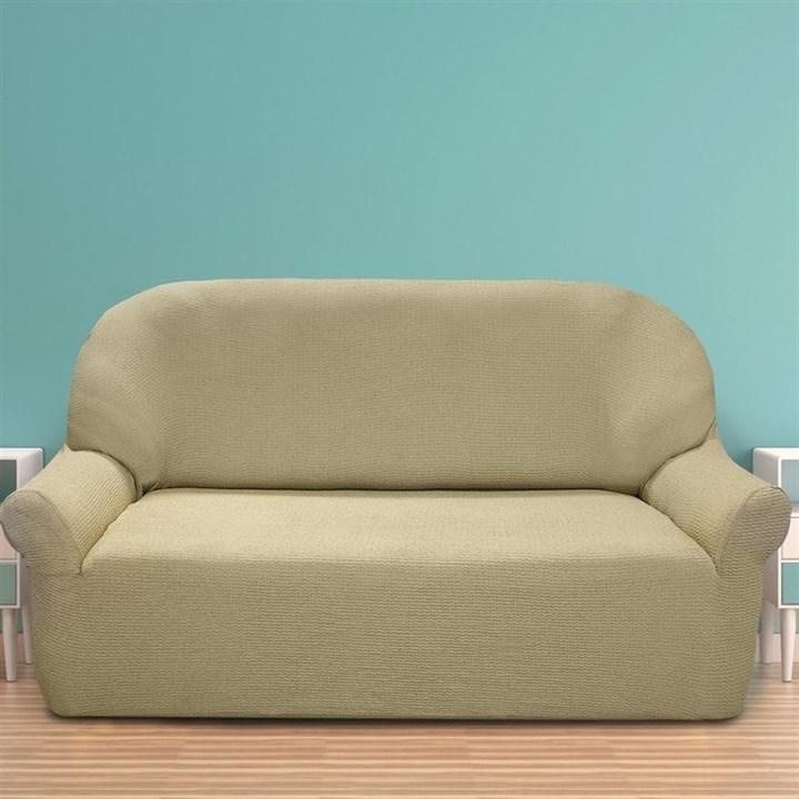 ЭЛЕГАНТ ЛИНО Чехол на 3-х местный диван от 170 до 230 см - фото 11957