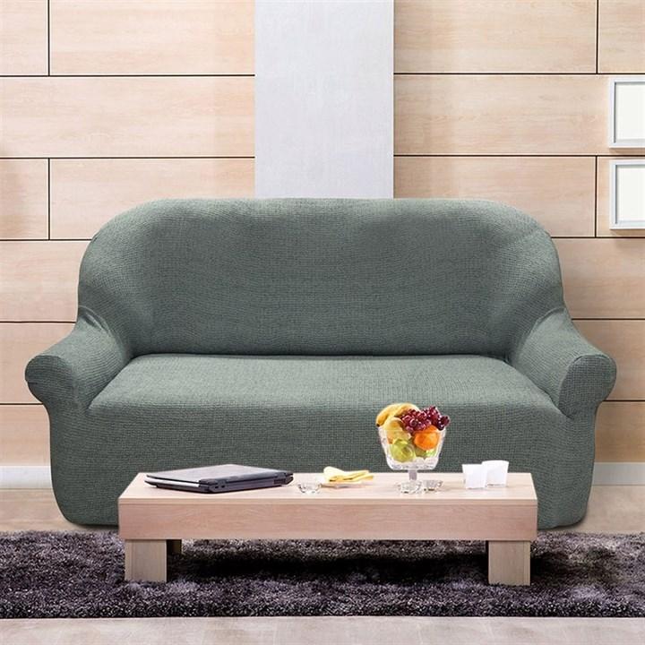 ЭЛЕГАНТ БЛАНКО Чехол на 3-х местный диван от 170 до 230 см - фото 11961