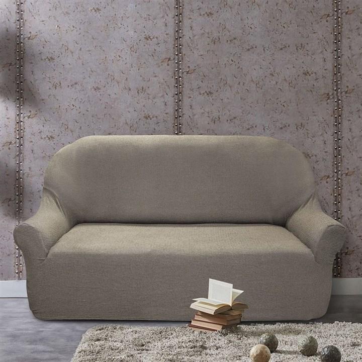 ЭЛЕГАНТ ВИСОН Чехол на 3-х местный диван от 170 до 230 см - фото 11962