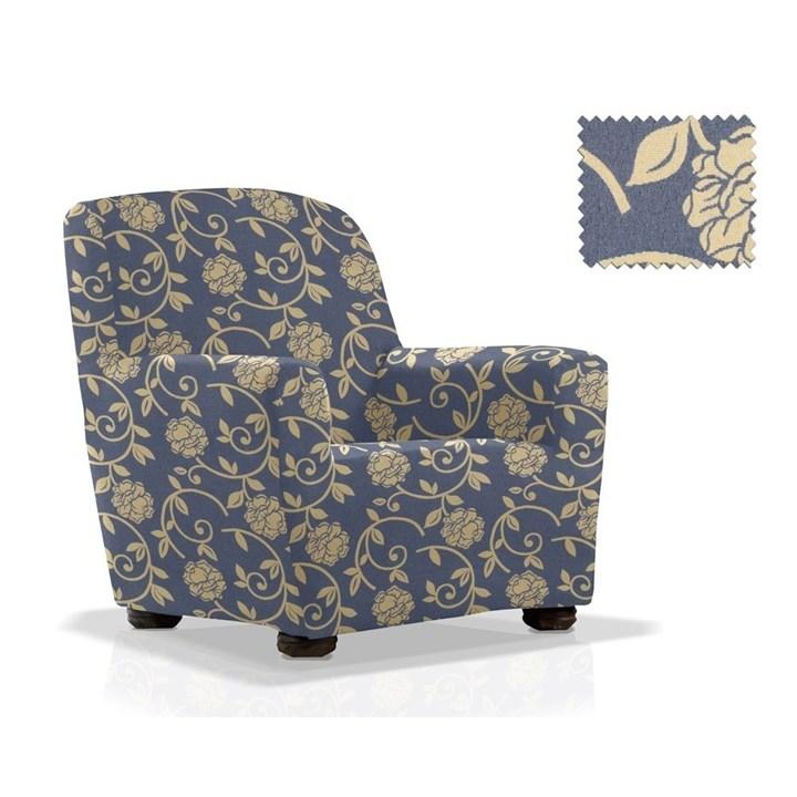 АКАПУЛЬКО АЗУЛ Чехол на кресло от 70 до 110 см - фото 11978