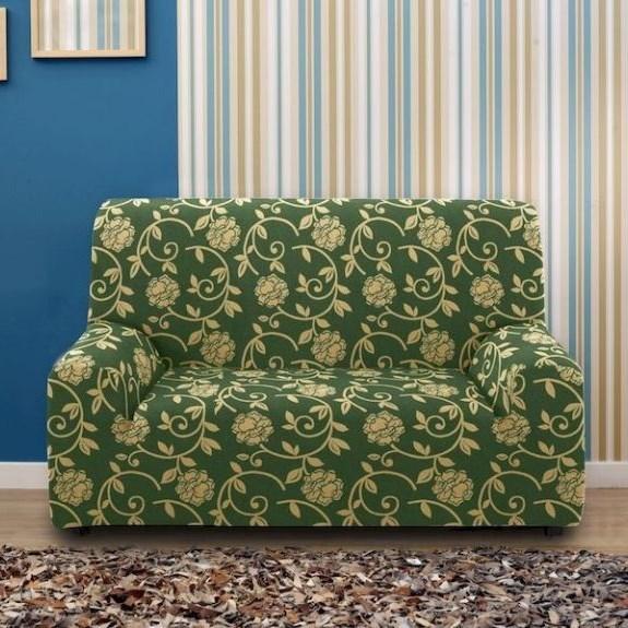 АКАПУЛЬКО ВЕРДЕ Чехол на 2-х местный диван от 120 до 170 см - фото 11983
