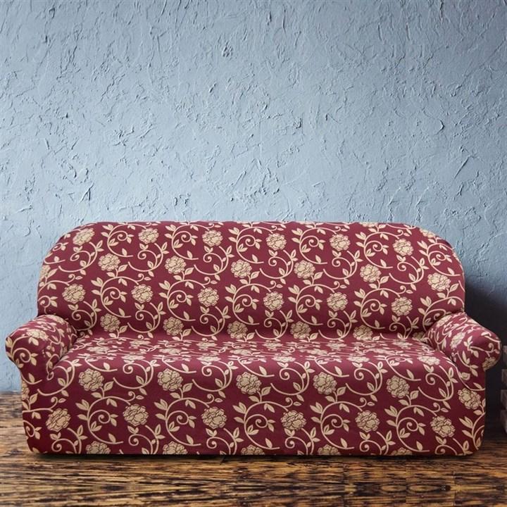 АКАПУЛЬКО РОХО Чехол на 4-х местный диван от 230 до 270 см - фото 11994