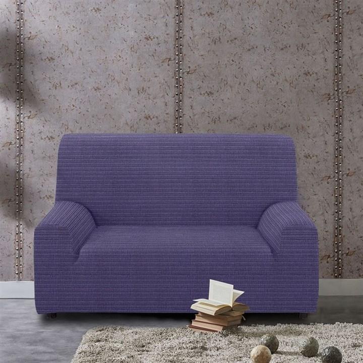 ИБИЦА АЗУЛ Чехол на 2-х местный диван от 120 до 170 см - фото 12666
