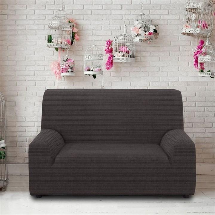 ИБИЦА ГРИС Чехол на 2-х местный диван от 120 до 170 см - фото 12671
