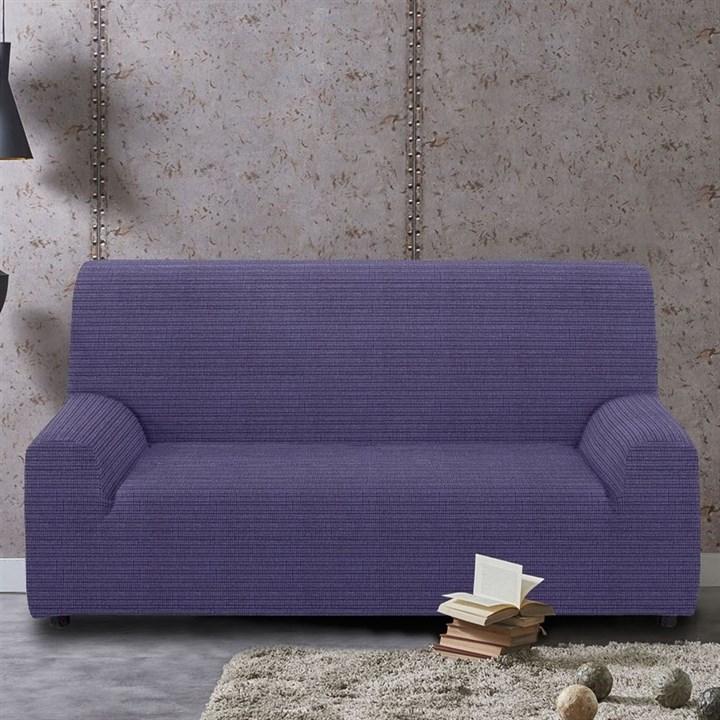 ИБИЦА АЗУЛ Чехол на 3-х местный диван от 170 до 230 см - фото 12676