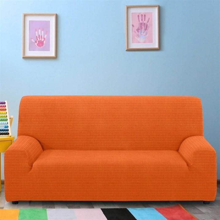 ИБИЦА НАРАНИЯ Чехол на 3-х местный диван от 170 до 230 см - фото 12679