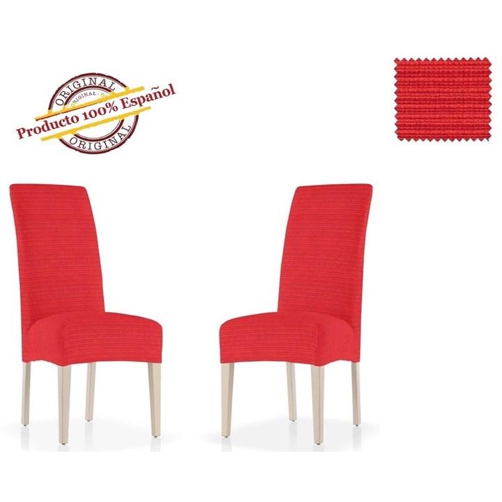 ИБИЦА РОХО Чехлы на стулья со спинкой (2 шт.) - фото 12697