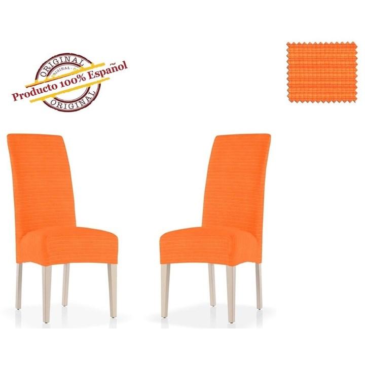 ИБИЦА НАРАНИЯ Чехлы на стулья со спинкой (2 шт.) - фото 12699