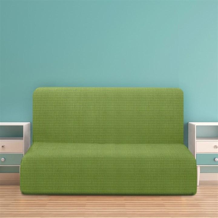 ИБИЦА ВЕРДЕ Чехол на диван без подлокотников от 160 до 210 см - фото 12709