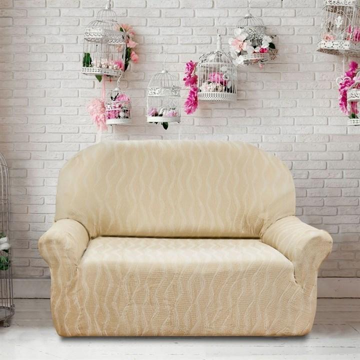 ТОСКАНА МАРФИЛ Чехол на 2-х местный диван от 120 до 170 см - фото 12719