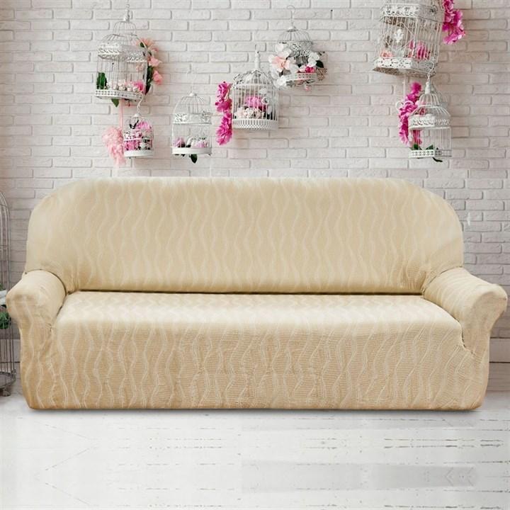 ТОСКАНА МАРФИЛ Чехол на 4-х местный диван от 230 до 270 см - фото 12730
