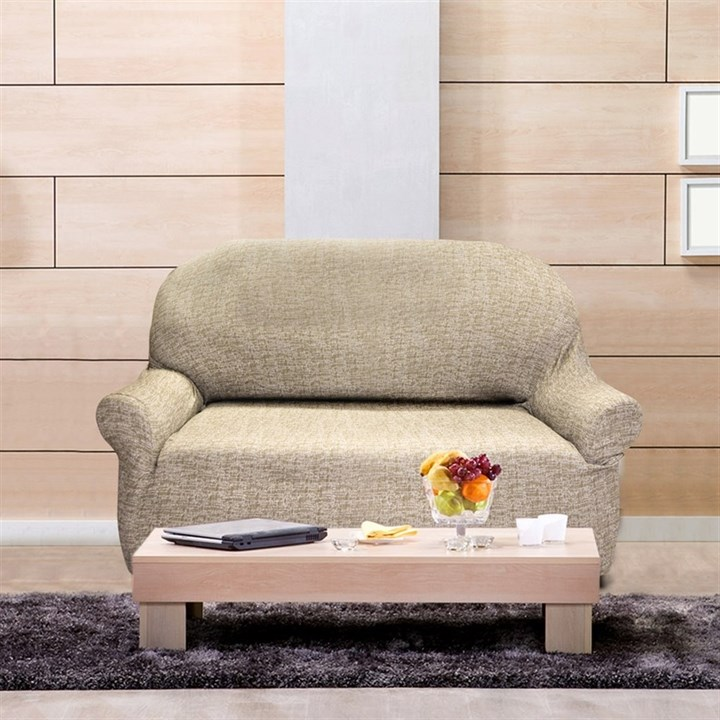 МАЛЬТА ВИСОН Чехол на 2-х местный диван от 120 до 170 см - фото 12759