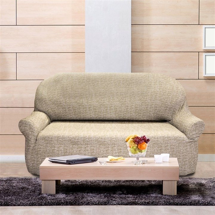 МАЛЬТА ВИСОН Чехол на 3-х местный диван от 170 до 230 см - фото 12766