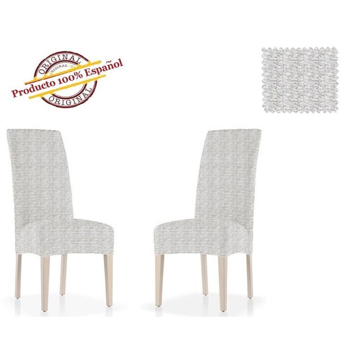 МАЛЬТА ВИСОН Чехлы на стулья со спинкой (2 шт.) - фото 12779