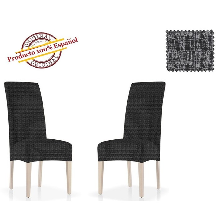 МАЛЬТА НЕГРО Чехлы на стулья со спинкой (2 шт.) - фото 12783
