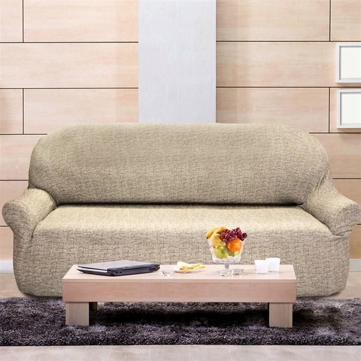 МАЛЬТА ВИСОН Чехол на 4-х местный диван от 230 до 270 см - фото 12784