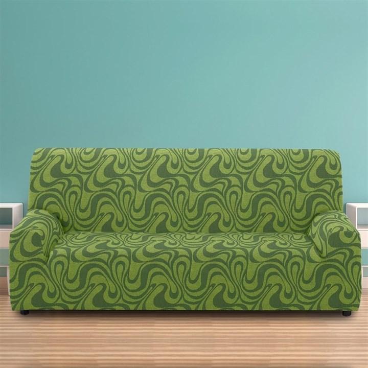 ДАНУБИО ВЕРДЕ Чехол на 4-х местный диван от 230 до 270 см - фото 12813