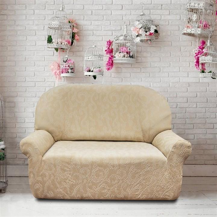 БОСТОН МАРФИЛ Чехол на 2-х местный диван от 120 до 170 см - фото 12824