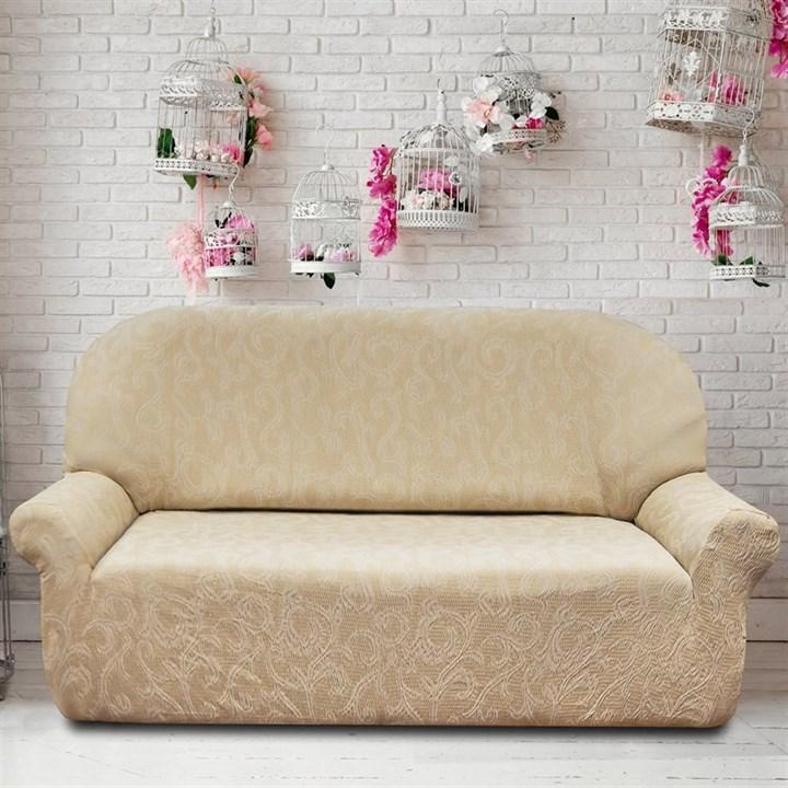 БОСТОН МАРФИЛ Чехол на 3-х местный диван от 170 до 230 см - фото 12829