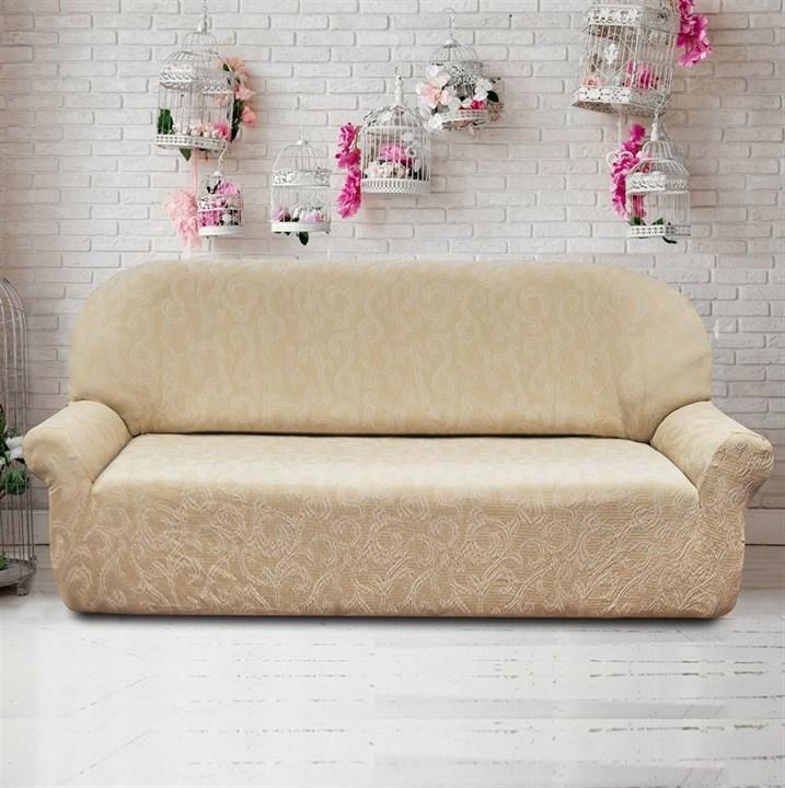 БОСТОН МАРФИЛ Чехол на 4-х местный диван от 230 до 270 см - фото 12843