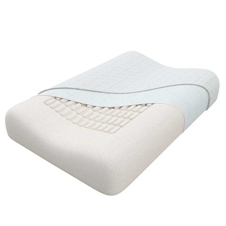 Подушка с эффектом памяти Brener Memory Hills - фото 12870
