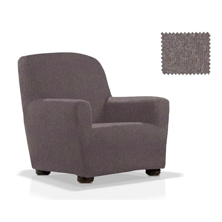 ТЕЙДЕ ГРИС Чехол на кресло от 70 до 110 см - фото 13368