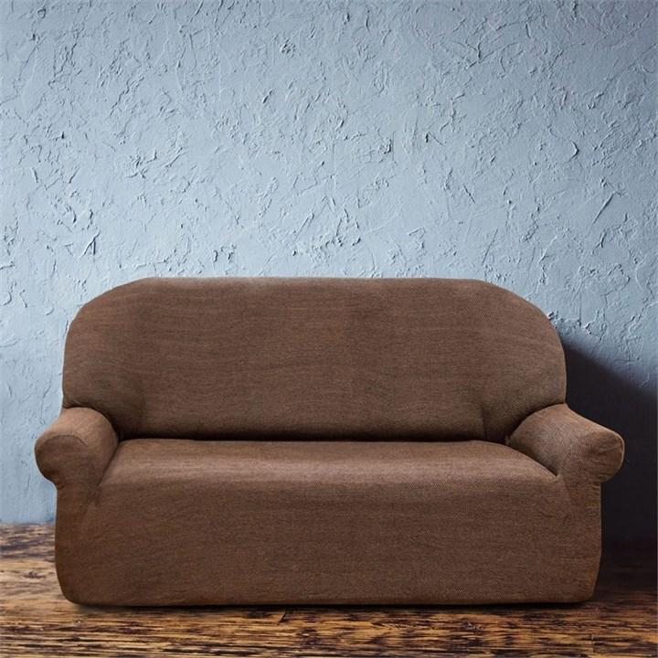 ВЕНА МАРОН Чехол на 3-х местный диван от 170 до 230 см - фото 13403