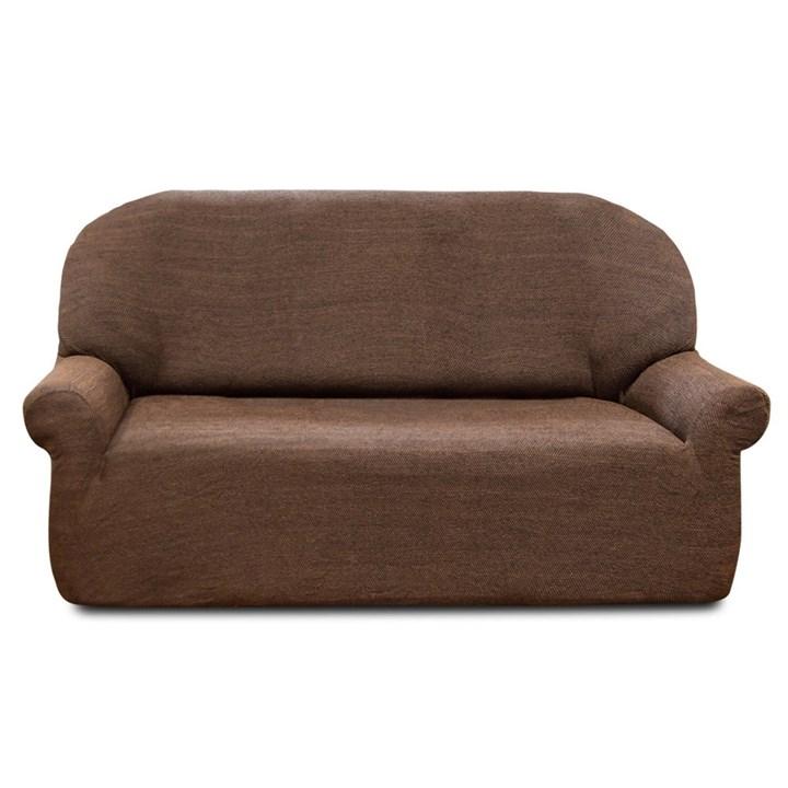 ВЕНА МАРОН Чехол на 3-х местный диван от 170 до 230 см - фото 13404