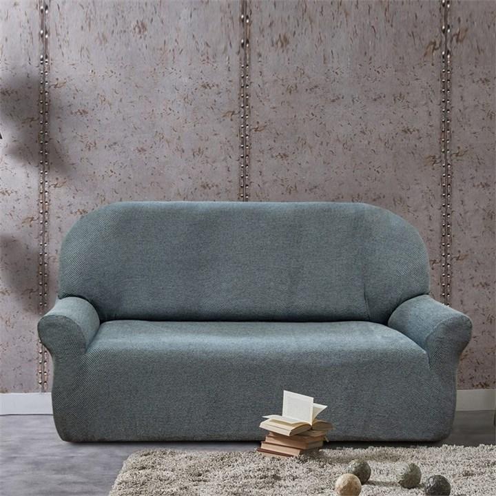 ВЕНА ГРИС Чехол на 3-х местный диван от 170 до 230 см - фото 13405