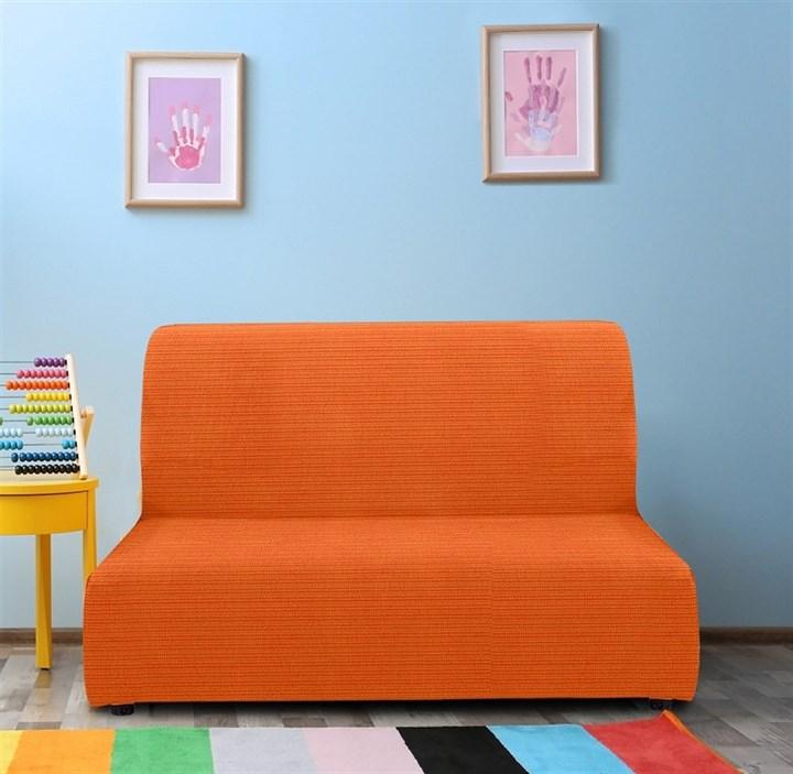 ИБИЦА НАРАНИЯ Чехол на диван без подлокотников от 160 до 210 см - фото 13965