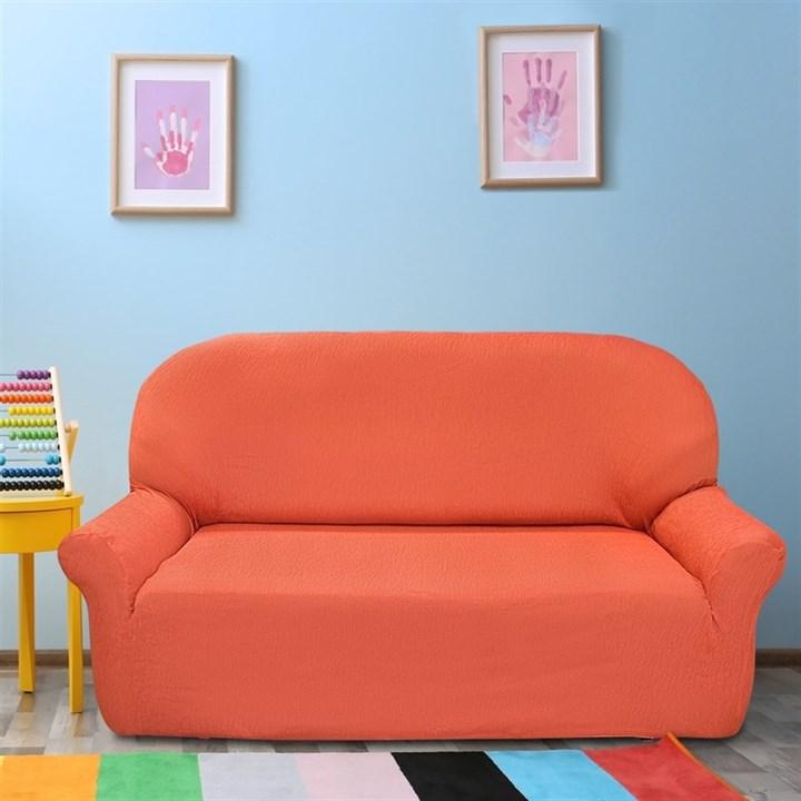 ТЕЙДЕ НАРАНИЯ Чехол на 3-х местный диван от 170 до 230 см - фото 13977