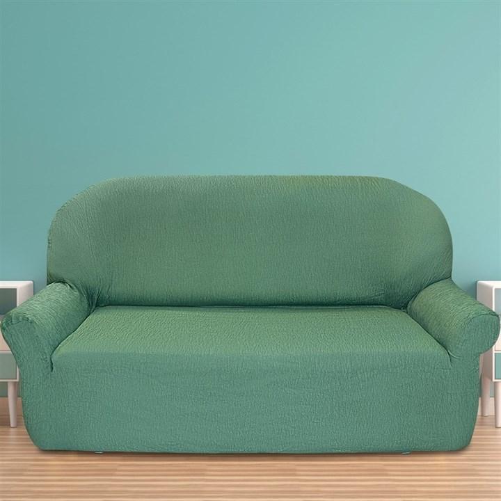 ТЕЙДЕ ВЕРДЕ Чехол на 3-х местный диван от 170 до 230 см - фото 13981