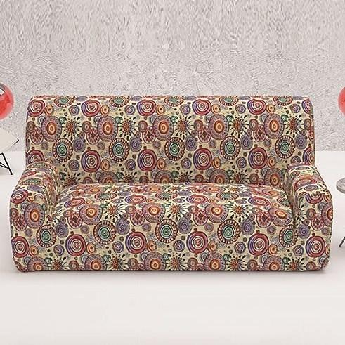 СИНГАПУР Чехол на 3-х местный диван от 170 до 230 см - фото 13995