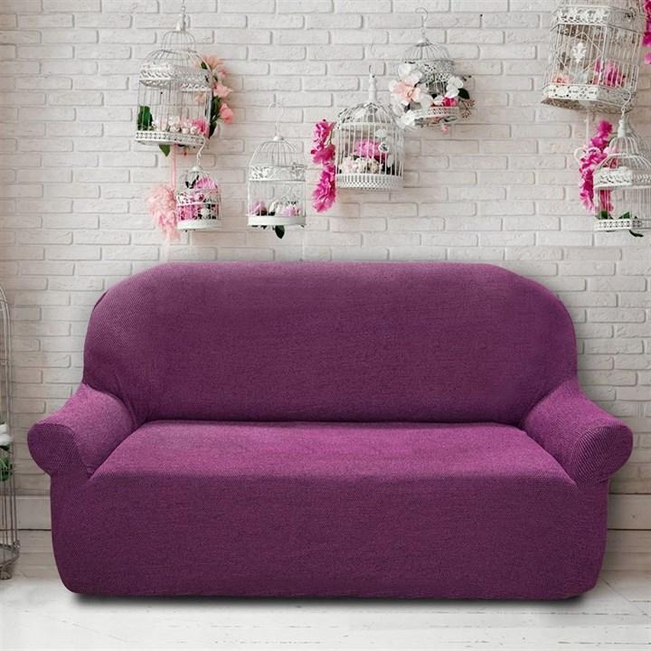 ВЕНА МАЛВА Чехол на 4-х местный диван от 230 до 270 см - фото 14079