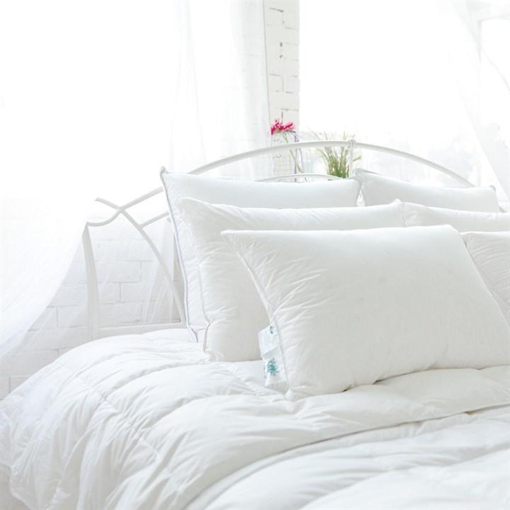 Одеяло пуховое Natures Воздушный вальс 150х200 теплое - фото 14101