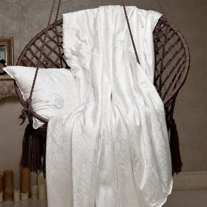 Одеяло шелковое Natures Королевский шелк 155х215 легкое - фото 14122
