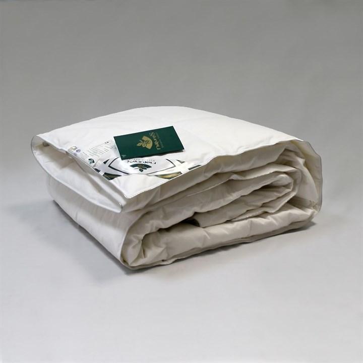 Одеяло пуховое Natures Серебряная мечта 200х220 всесезонное - фото 14266