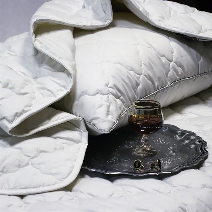 Подушка шерстяная Natures Благородный кашемир 50х68 - фото 14317